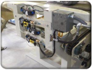 Bale Lift Conveyor Parker Pneumatic Components